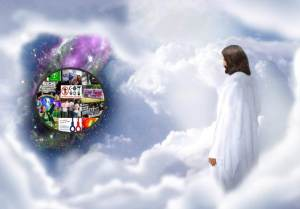 Christ watches montage