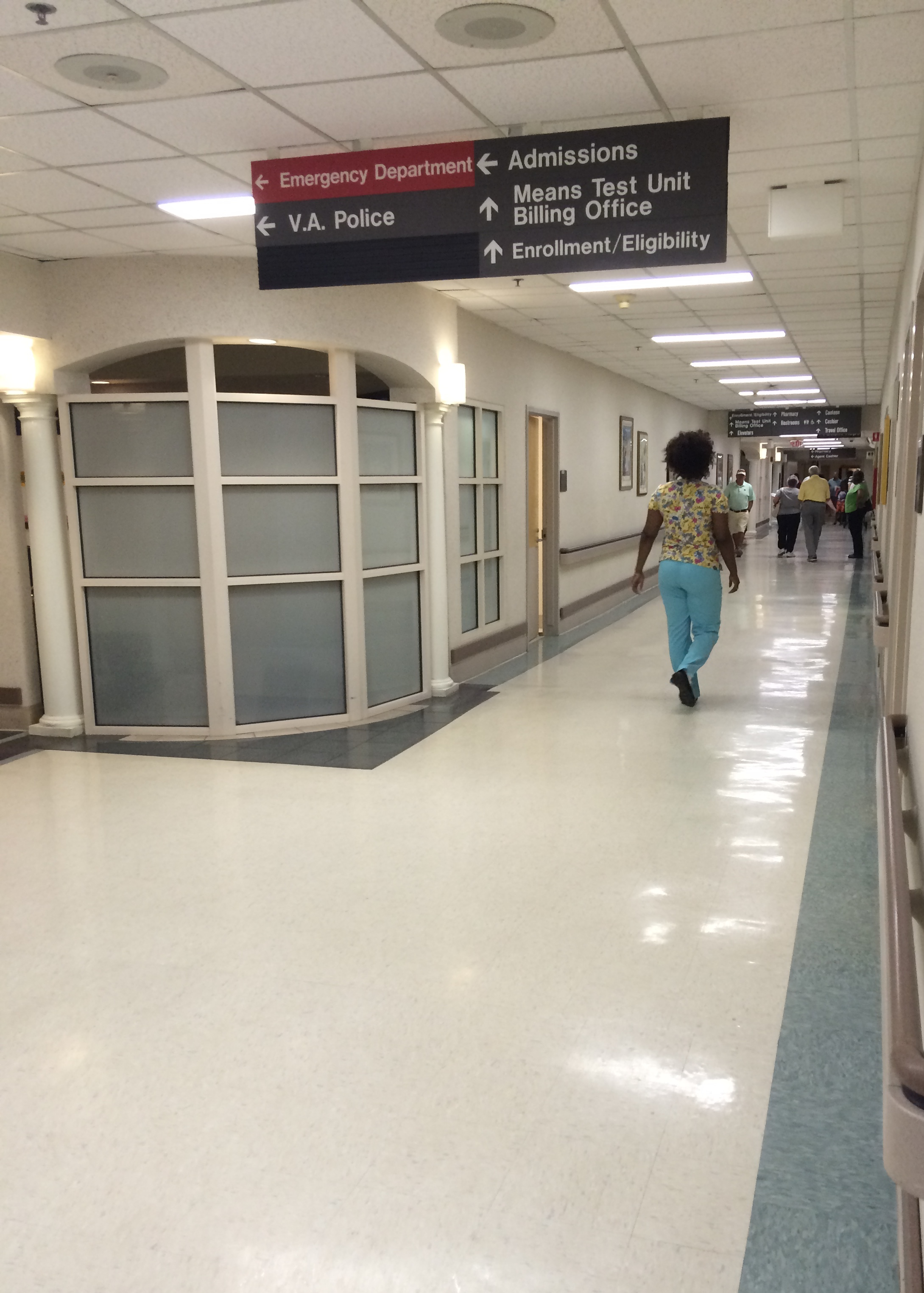 10 Things I Didn\'t Find at the VA Hospital – Applied Faith