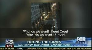 NYC protest calls for killing cops