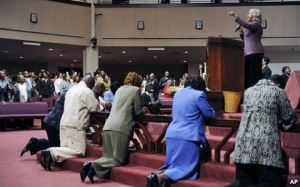 AME Church in Prayer