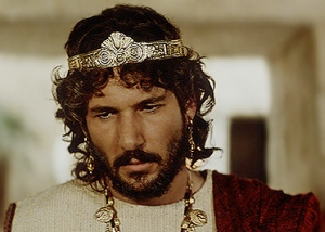 Richard Gere as King David