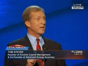 Tom Steyer - Hedge fund billionaire