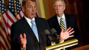Speaker John Boehner & Senate Majority Leader McConnell