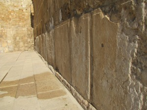 Many types/sizes of ashlar cut limestone
