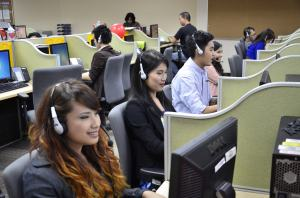 Christian insiders - like being in a call center