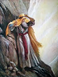 Moses Exodus 33:22