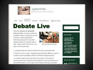 Debate Live
