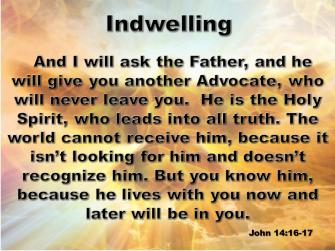 john 14-16 17