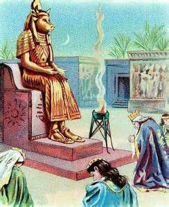 Solomon worshiped other gods