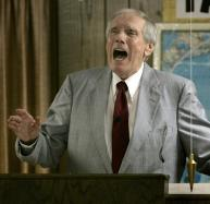 Fred Phelps - Hate group founder