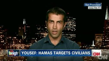Yousef - Known as the Green Prince of Hamas