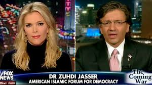 Jasser - a regular commentator on Islam in the news