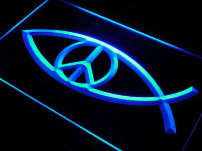 Neon Fish Peace