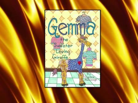 gemma gold backgdrop