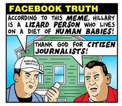 post truth hillary
